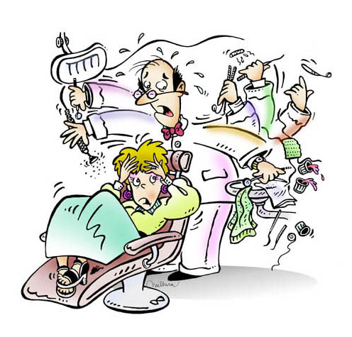 Illustration for Dental Temporary Employee Services