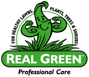 Logo design for Real Green lawn care, Austin, TX
