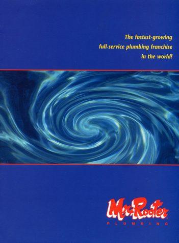 Mr. Rooter franchisor brochure/Waco, TX