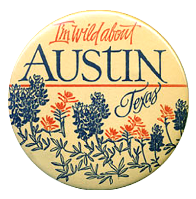 Button design-Austin, TX
