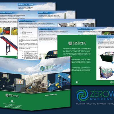 Zero Waste Management brochure/Stephenville, TX